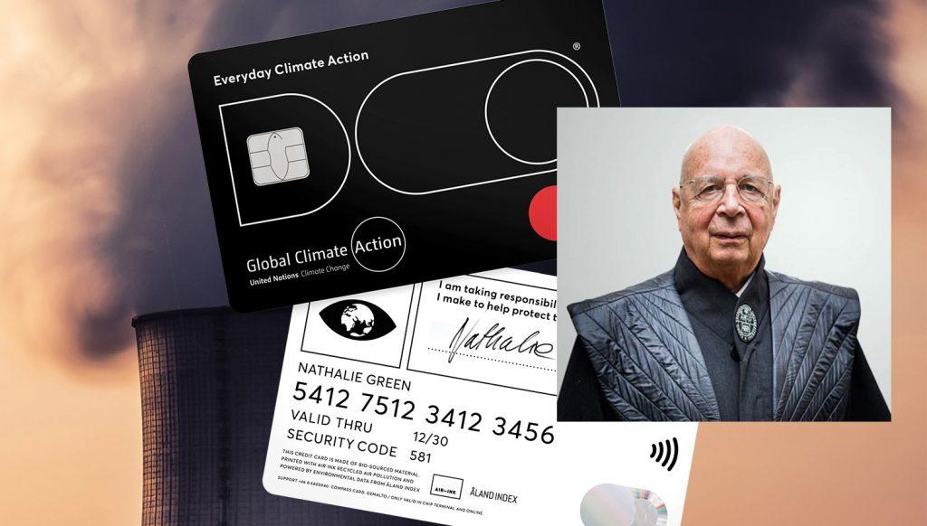 Neue Kreditkarte zeichnet Ihre Kohlenstoffemissionen auf und kann bei zu hohem Verbrauch gesperrt werden